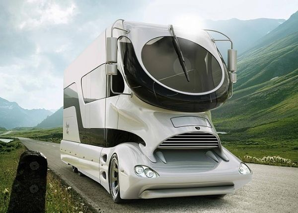Luxury motorhomes for sale uk