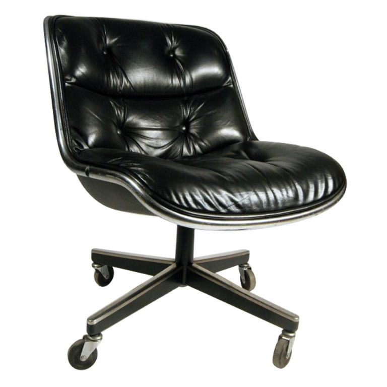 1stdibs   Charles Pollock Executive Desk Chair For Knoll Explore Items From  1,700 Global Dealers At 1stdibs.com
