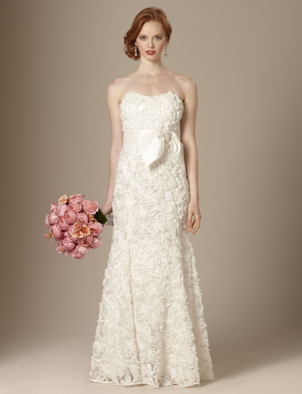Weddings & Events for Women: Soutache Wedding Dress: The Limited