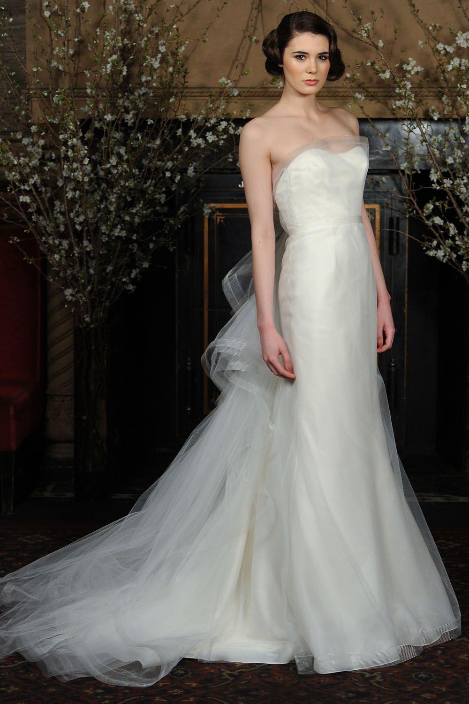 Austin Scarlett Spring 2015 Wedding Dresses