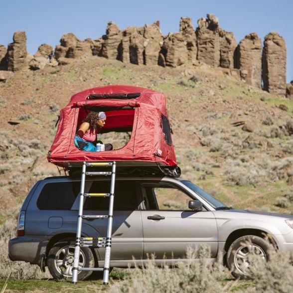 Yakima SkyRise 3 Tent | REI Co-op | Roof top tent, Tent ...