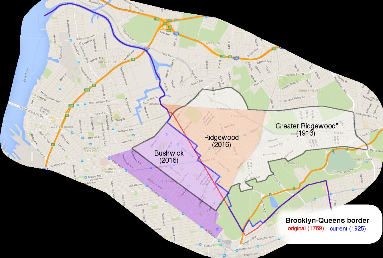 Bushwick-Ridgewood-map-1913. |