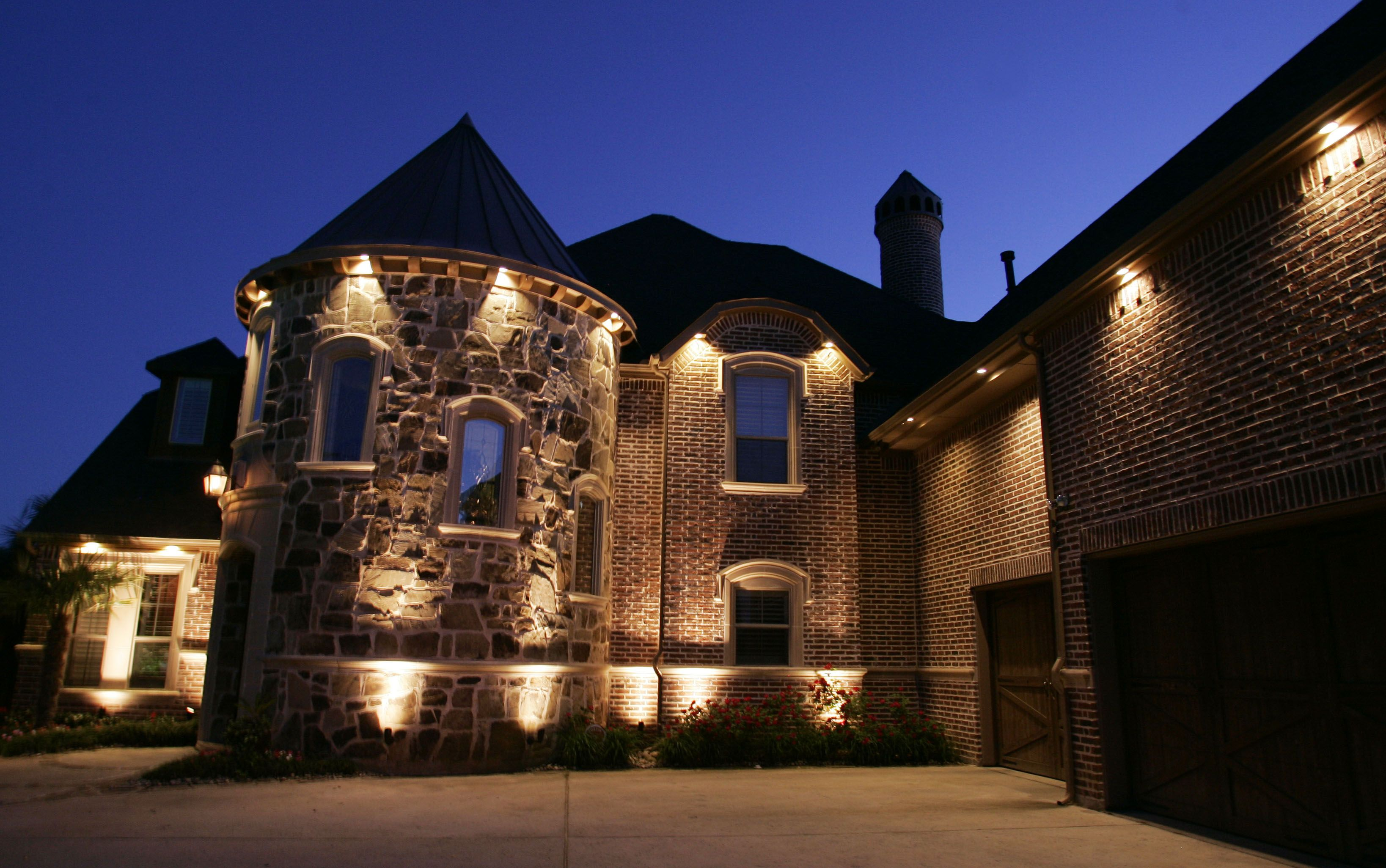 Pictures Gallery Landscape Lighting