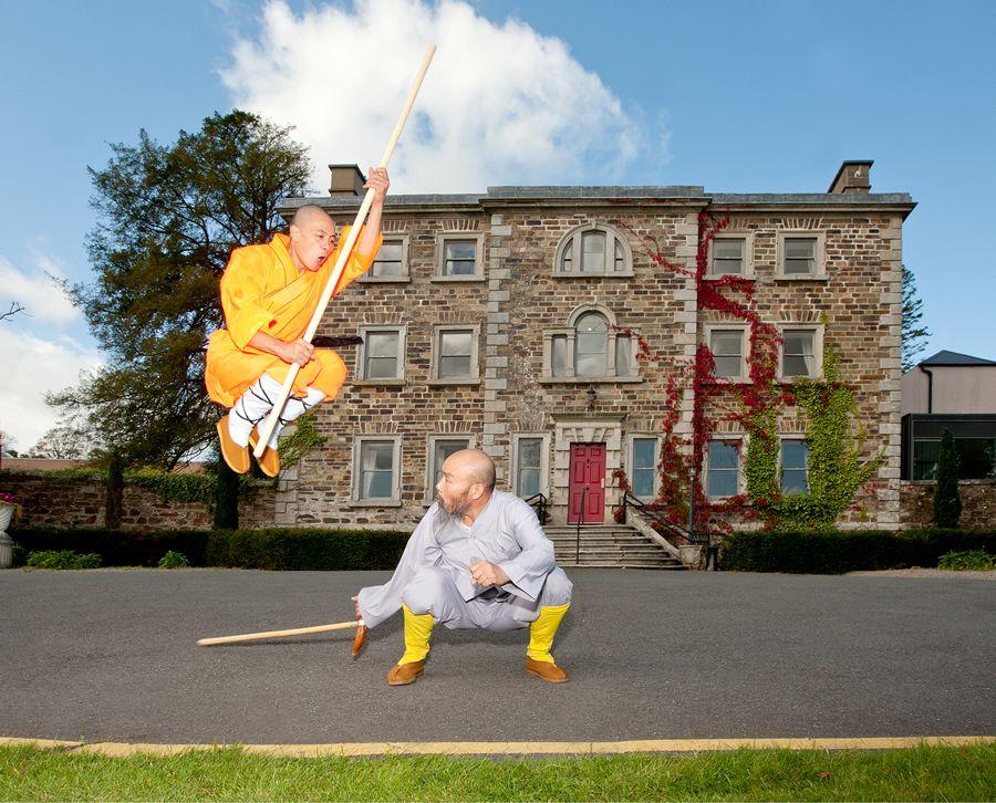 Shaolin at Monart Health, wellbeing, Martial, Martial arts