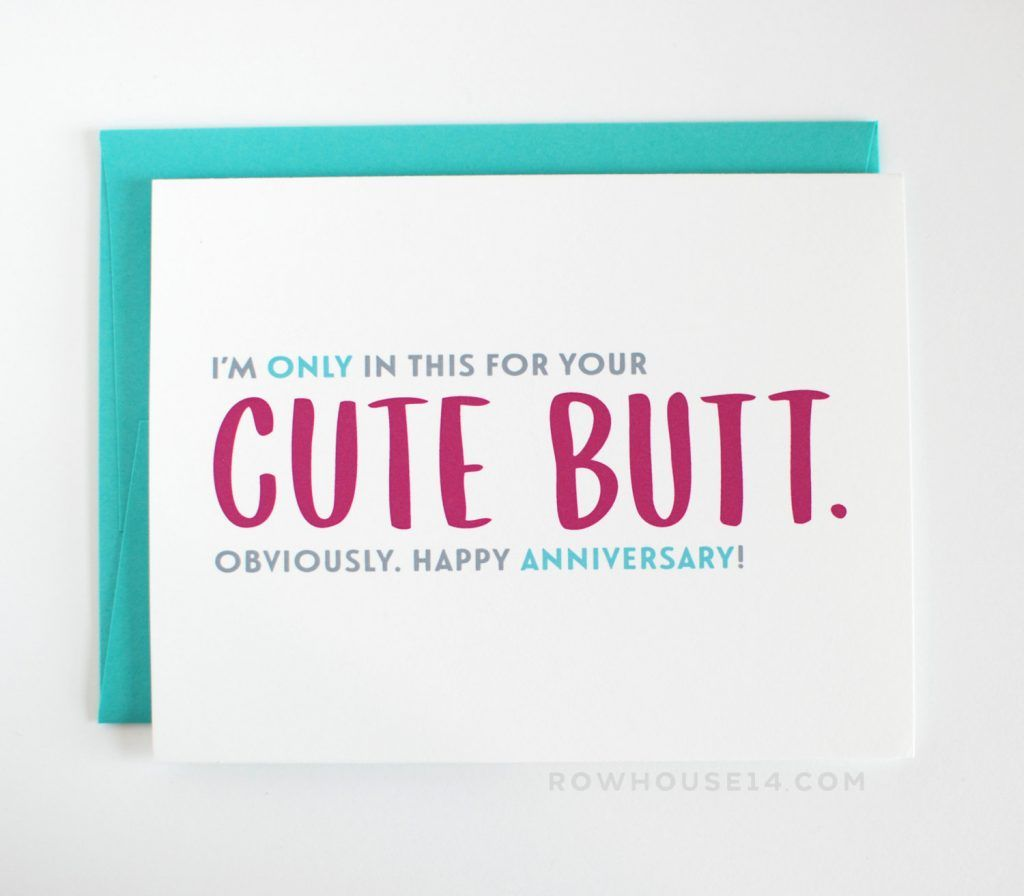 picture regarding Free Printable Anniversary Cards for Him known as Anniversary. No cost Printable Humorous Anniversary Playing cards Style and design