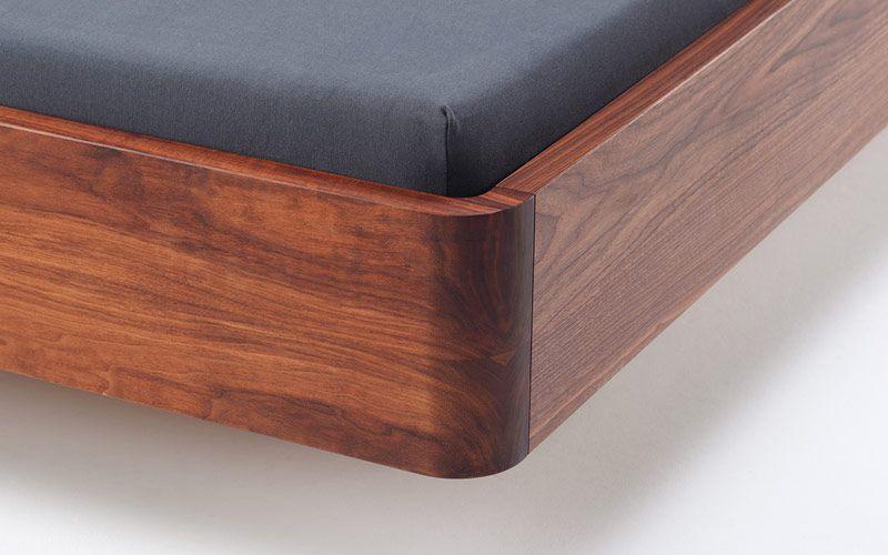 Abgerundete Ecken Bett Design Modern Bett Mobel Bett Modern