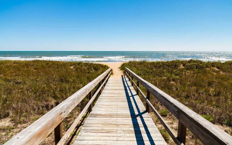 Ponte Vedra Beach Florida Septplaces0818 Between Jacksonville And St Augustine Best Places To Travel Romantic Beach Getaways Romantic Vacation Destinations