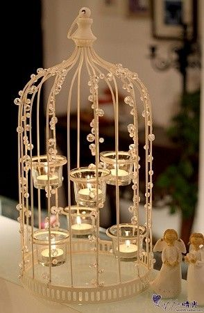 decoration candles The Romance of Candles Pinterest Decoration