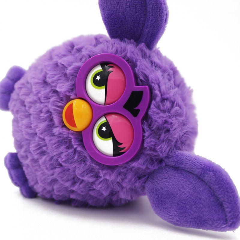 Firbi Lança Brinquedos Eletrônicos Falando Brinquedos Ferbi Pássaro Empalhado Brinquedo Interativo Pet Eletrônico Repita Firby Lança Falando Brinquedo Do Pássaro