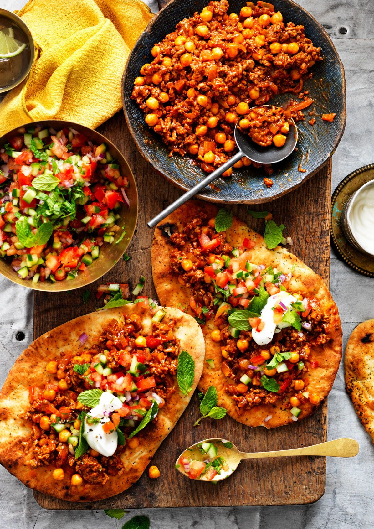 Winter 2018 | Curry recipes, Mince recipes dinner, Minced ...