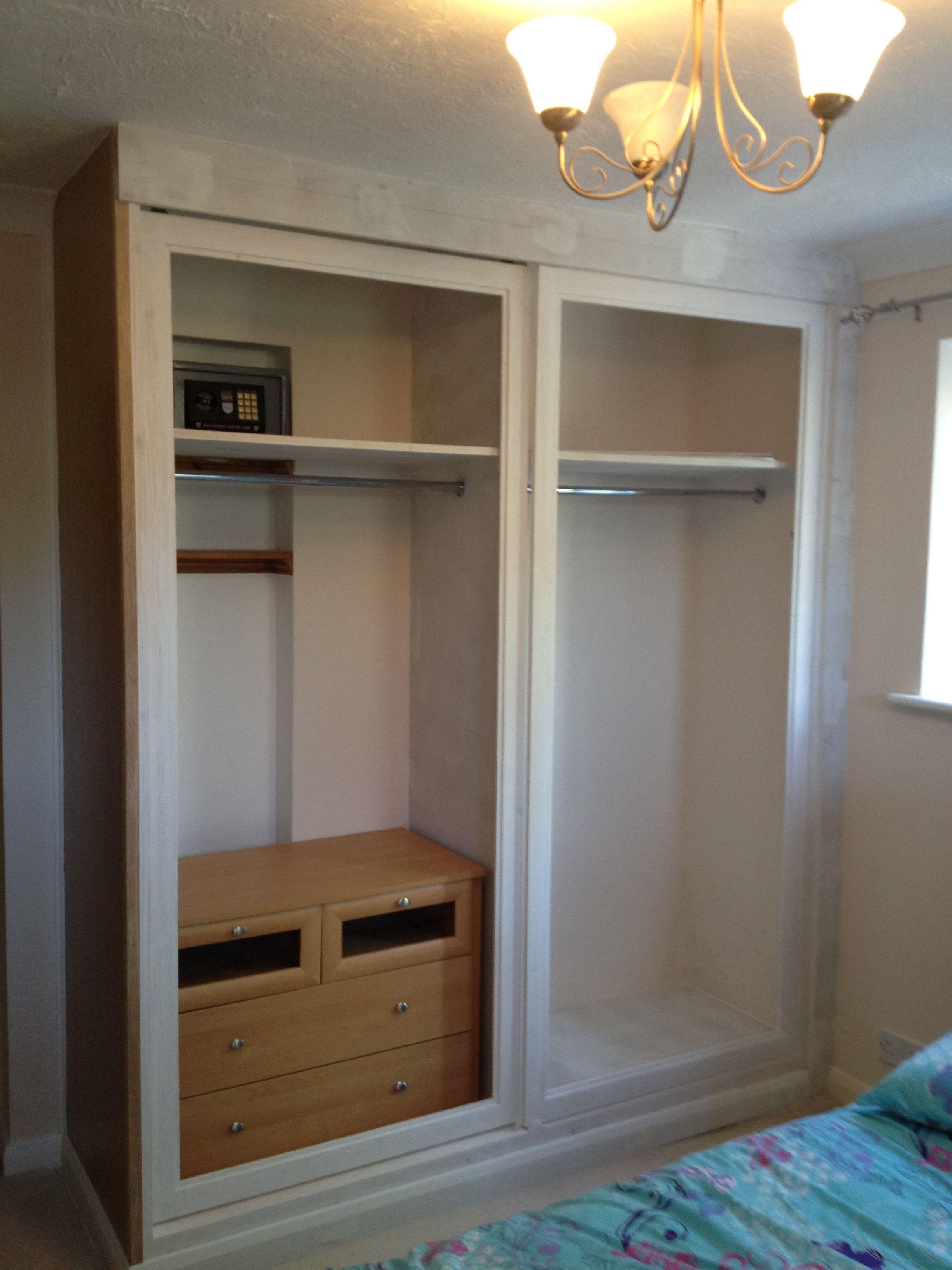 Alternatives To Mirrored Closet Doors