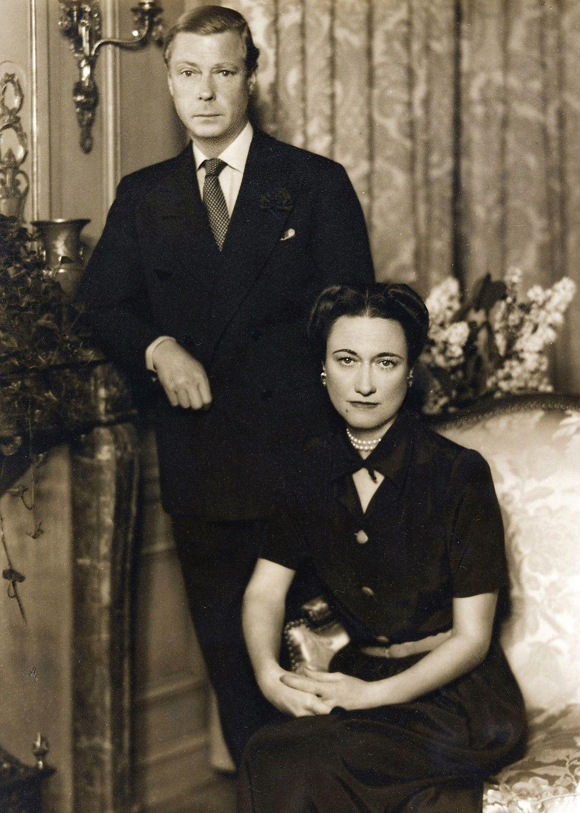 Wallis simpson wedding dress  x Photo Duke and Duchess of Windsor About   Royals