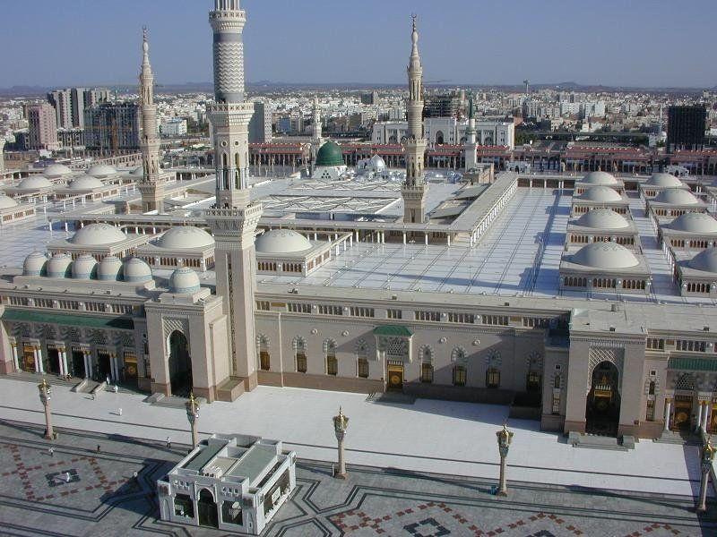 صورة عالية الجودة للتحميل المدينة المنورة Masjid Medina Mosque Best Islamic Images