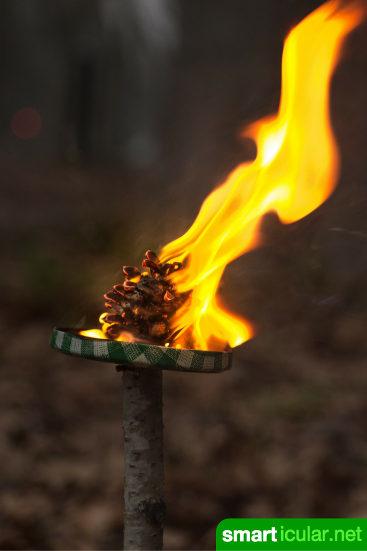 Photo of Resin torches instead of firecrackers – so you celebrate New Year's Eve more naturally