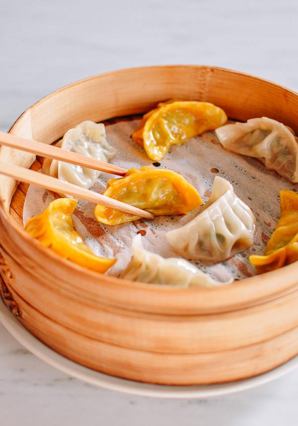 How to Cook Dumplings 3 Ways