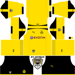 a0f46e46b Download Dream League Soccer Kits borussia3-dls16