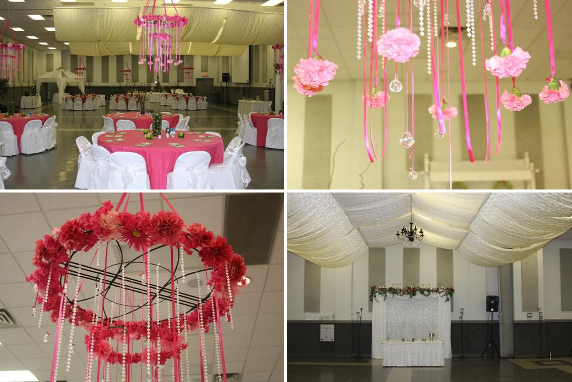 What Should I Do To The Ceiling At My Wedding Hacer Un