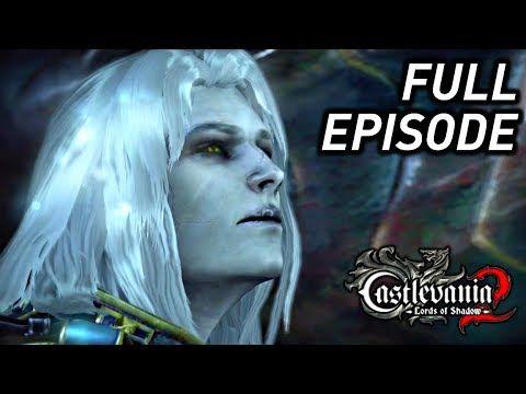 Castlevania Lords Of Shadow 2 Revelations Dlc Full Walkthrough All
