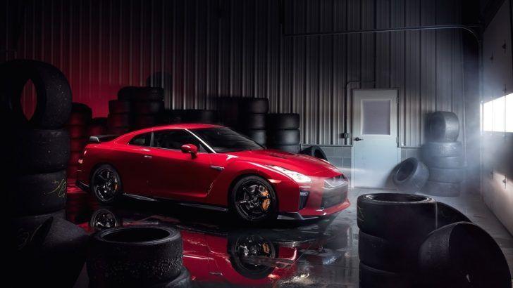 2018 Nissan GT R Track Edition HD Wallpaper