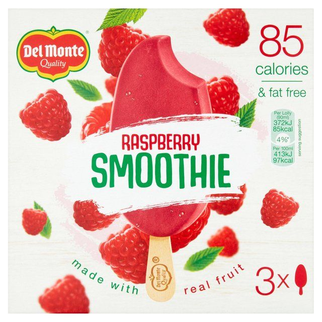 This #Ocado: Del Monte Raspberry Smoothie Ice Lollies 3 x 90mlProduct Information is a good for our Lunch made with awesome ingredients! Dairy, #Healthy, gluten, grain free and paleo too!, Our #smoothie ice lollies Recipes very delicious, we can try to make this #Ocado: Del Monte Raspberry Smoothie Ice Lollies 3 x 90mlProduct Information recipes at home.Read More About This Recipe  Click here