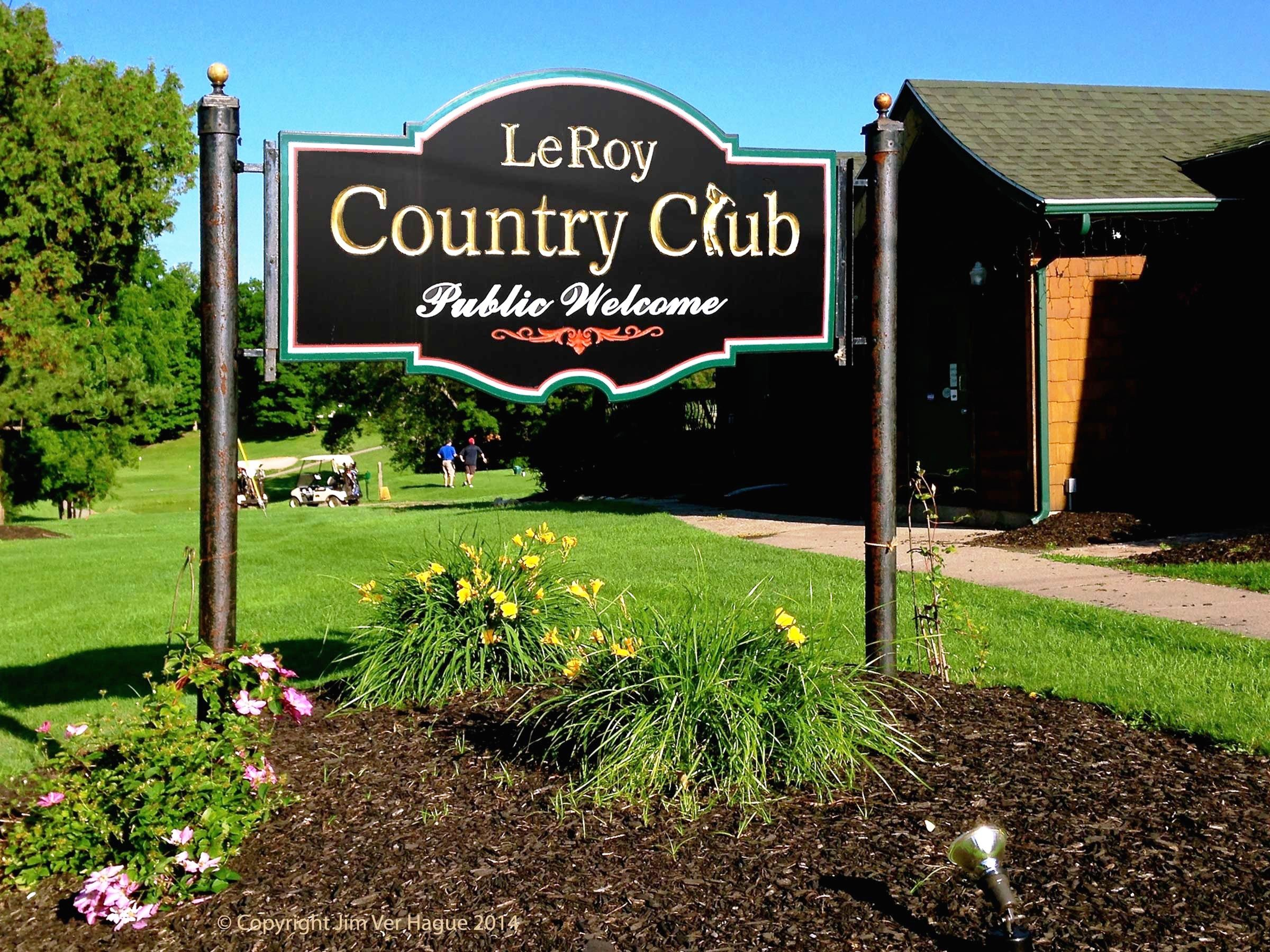 Leroy Country Club Golf Package Starting At 128 Golf Getaway