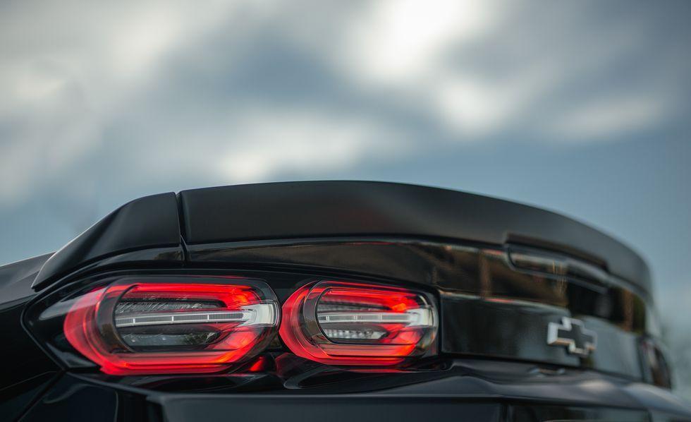 2019 Chevrolet Camaro 2 0t 1le 6mt Camaro 2019 Camaro Chevrolet