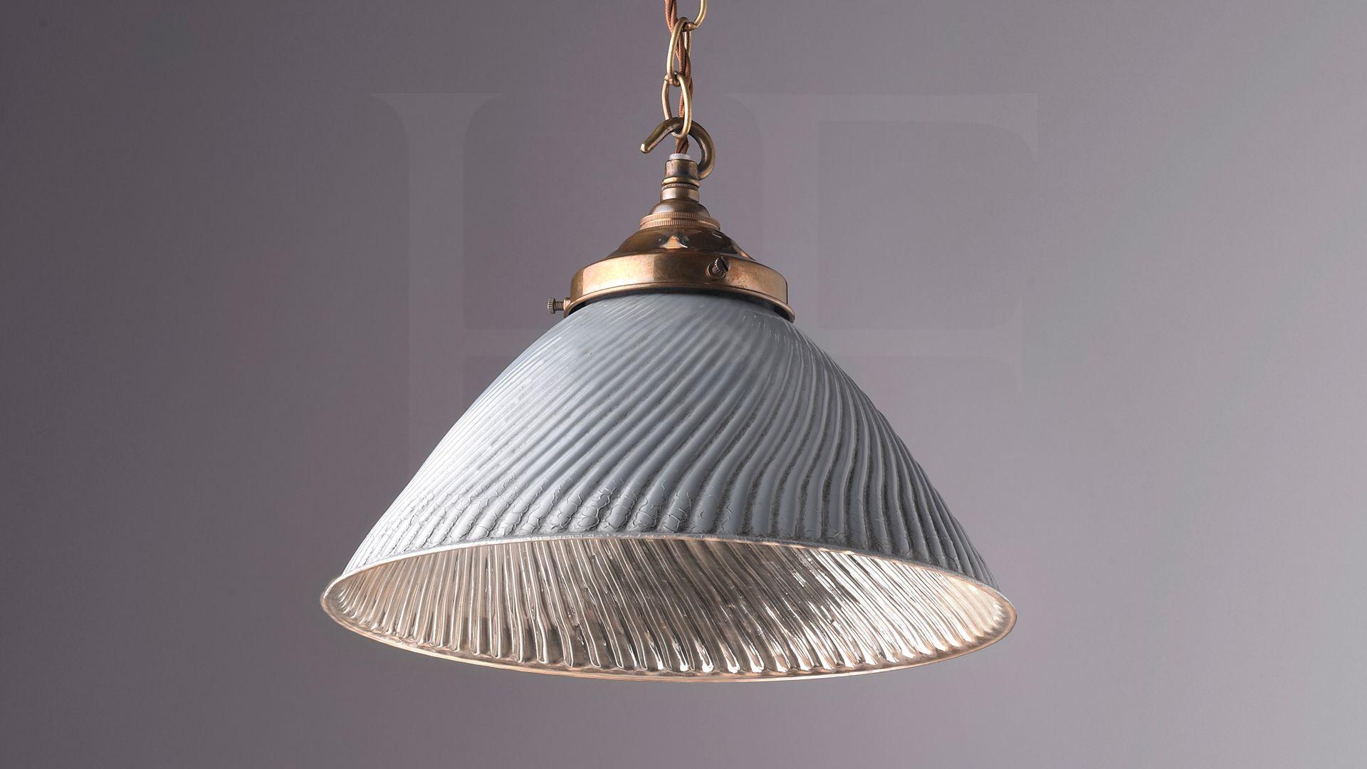 Tiber Pendant, Grey by Hector Finch Lighting | kitchens | Pinterest ...