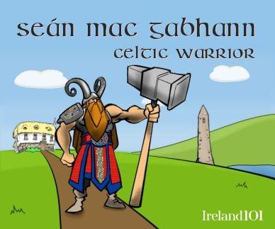 Your Irish Name Is Sean Mac Gabhann