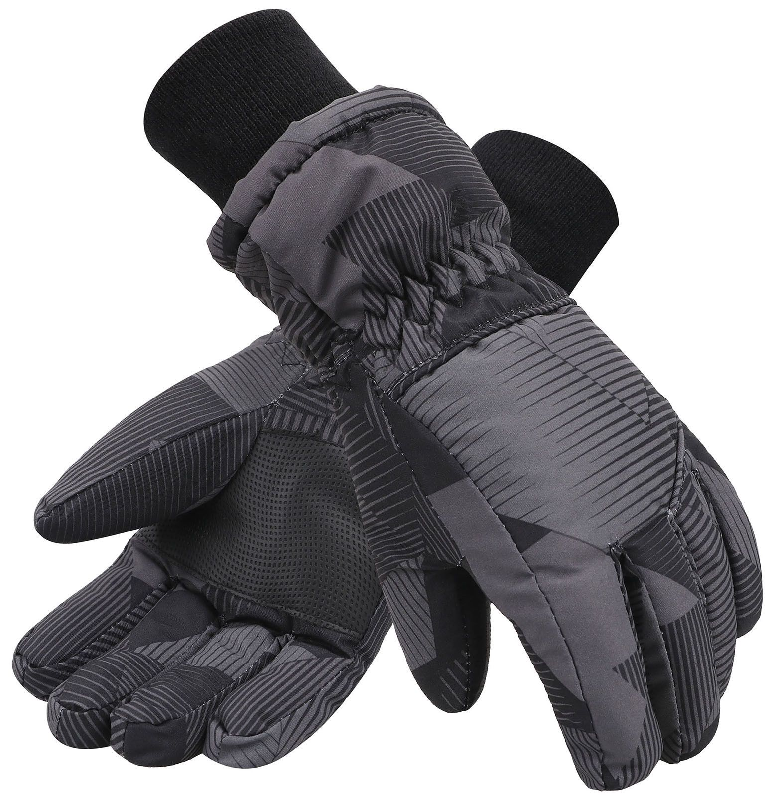 29d3c176b Gloves and Mittens 57885: New Boys Kids 3M Thinsulate Waterproof Ski Gloves  Winter Sport Warm Snow Mittens -> BUY IT NOW ONLY: $13.97 on #eBay #gloves  ...