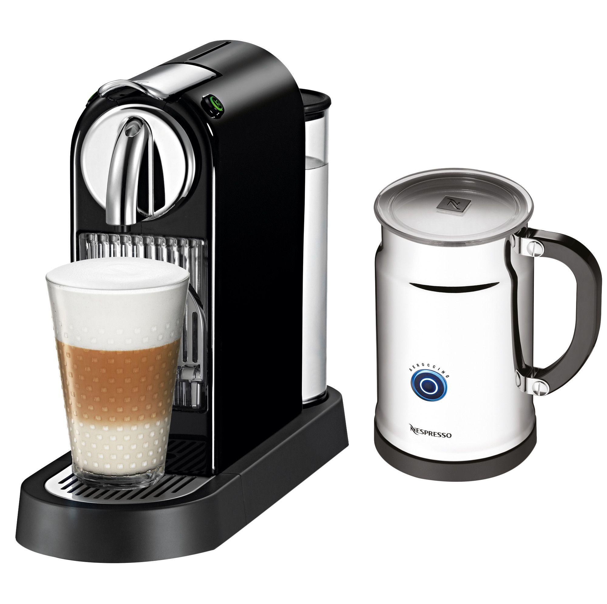 Continental Electric Semi-Automatic Espresso Machine #espressomaker