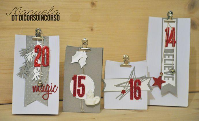 E che Calendario dell\u0027Avvento sia!!\u2026 Advent/ Weihnachten Pinterest