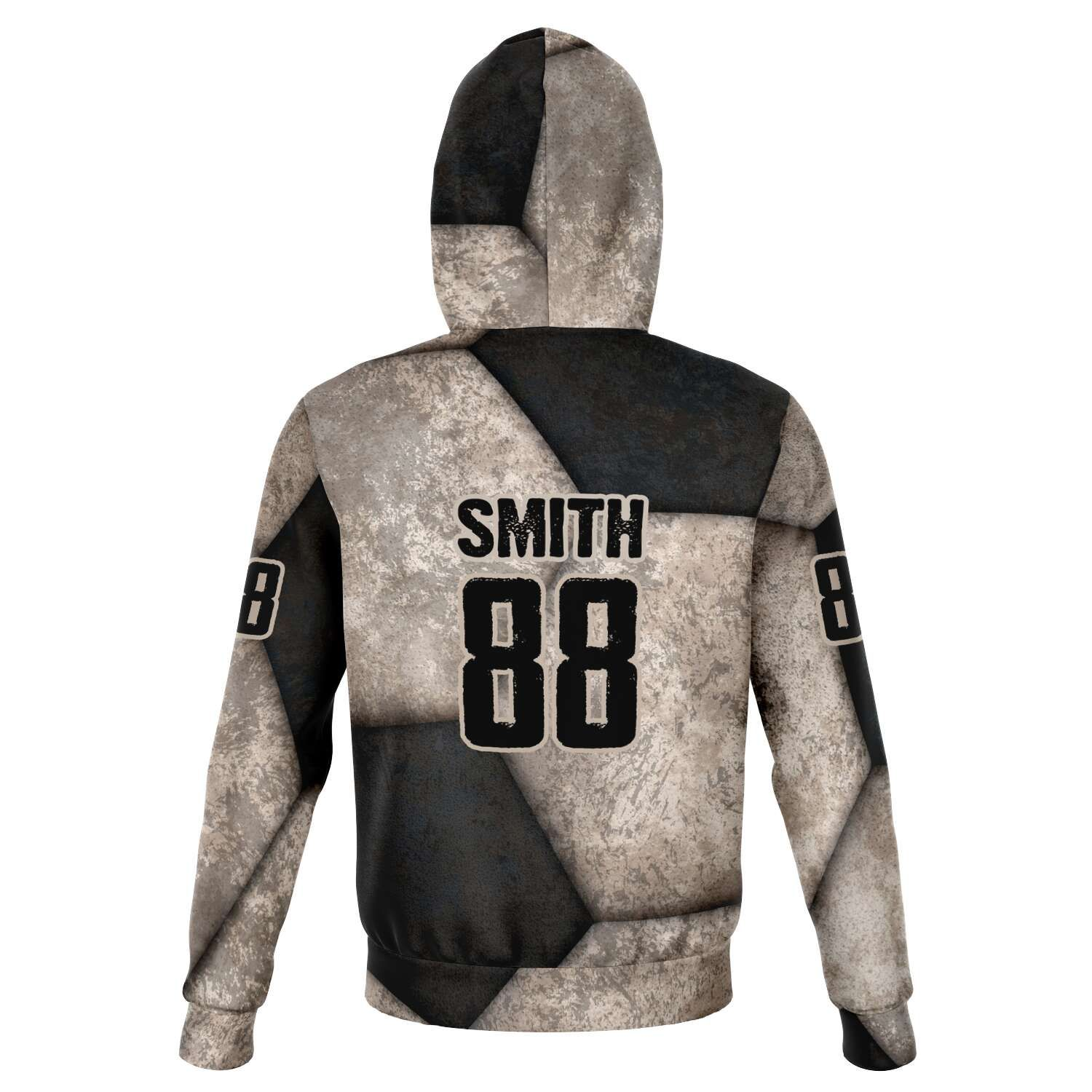 Customized Vintage Soccer Hoodie – Youth L / Athletic