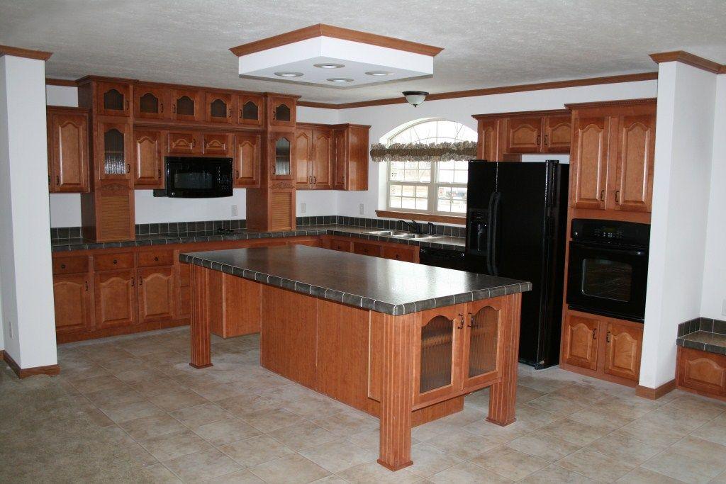 Arlington IV AU168A - Aurora Classic Ranch Modular Kitchen ...