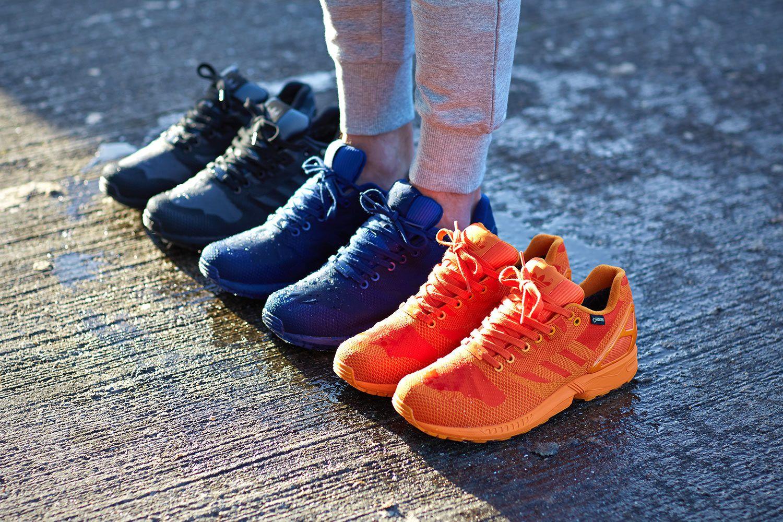 adidas zx flux gtx schoenen