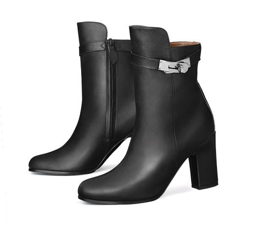 669620279bca Boots Joueuse - Hermès   Shoes   Pinterest