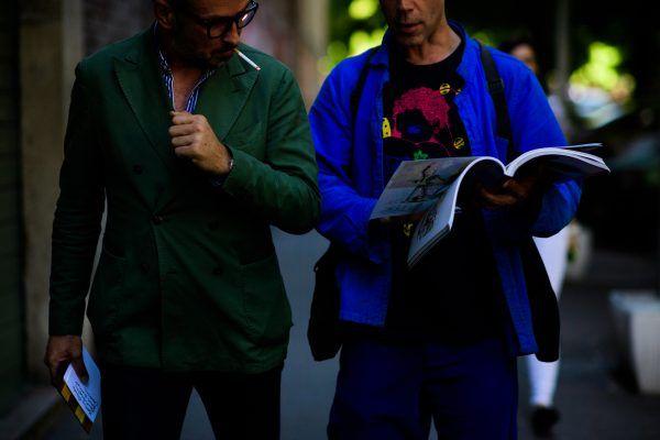 Nick Sullivan + Markus Ebner | Milan via Le 21ème