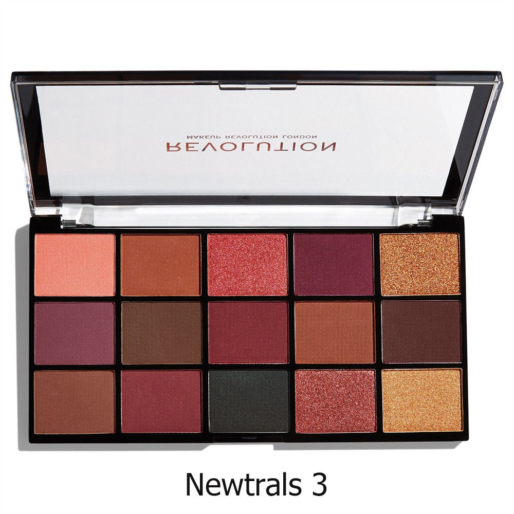 Details about Makeup Revolution Eyeshadow Palette ReLoaded