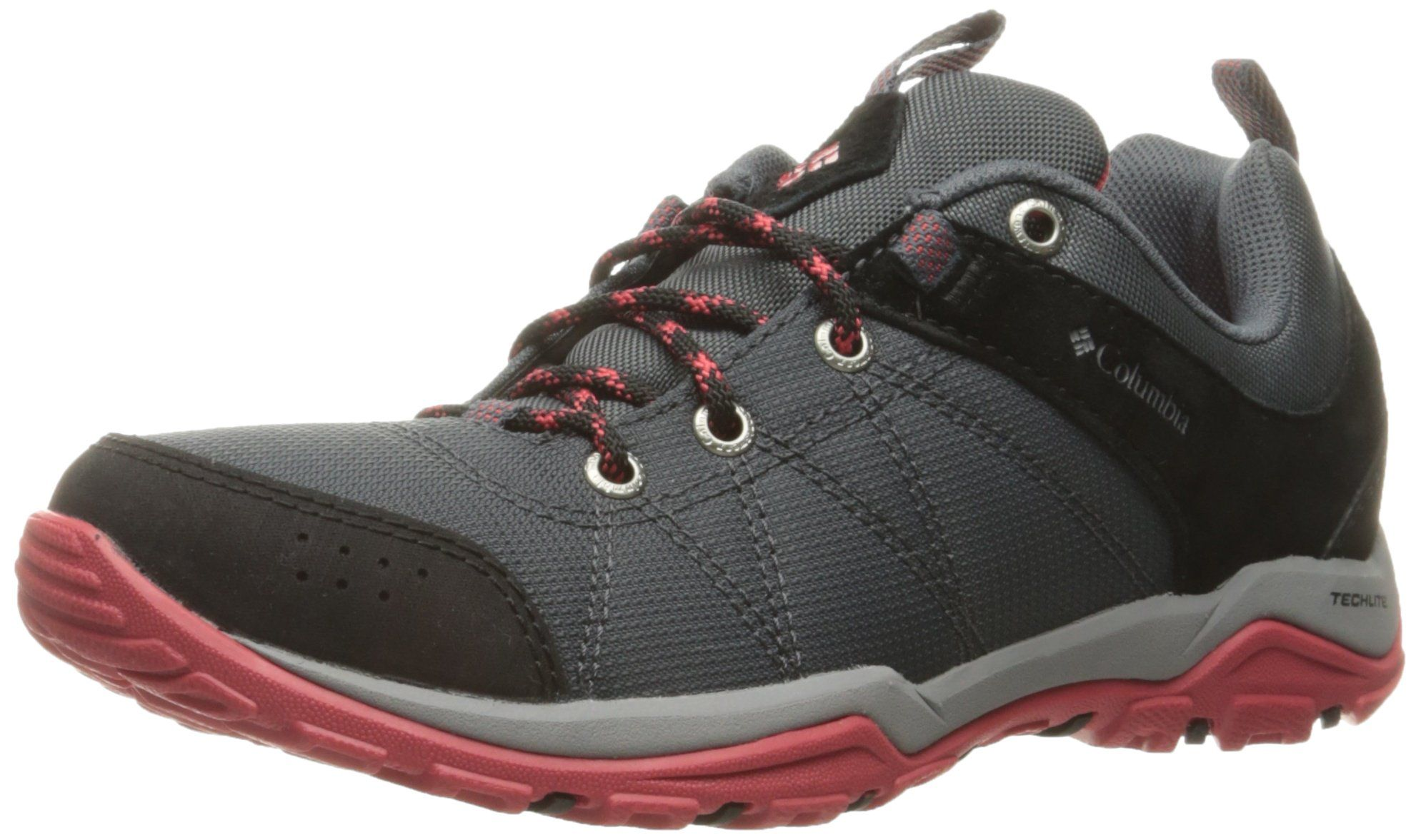 Columbia Women S Fire Venture Textile Hiking Shoe Be