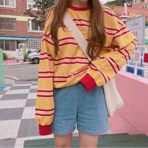 Imagen De Aesthetic Ulzzang And Asian Girl | Clothez U0026 Shoezzz Ufe0f | Pinterest | Ulzzang Asian ...