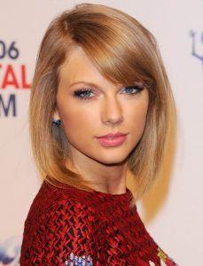 2017 Trendige Frisuren Taylor Swift Trend Haare Taylor