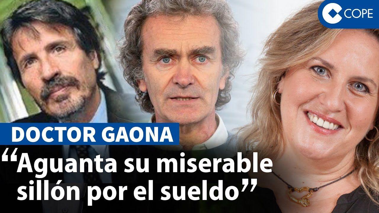 El Enfado Del Dr Gaona Con Fernando Simón No Tiene La Vergüenza De Cal Enfado Doctor Doctora