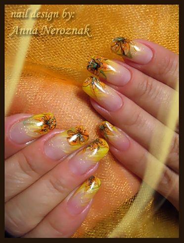 Tiger lily nail art gallery nail art pinterest nail art tiger lily nail art gallery prinsesfo Gallery