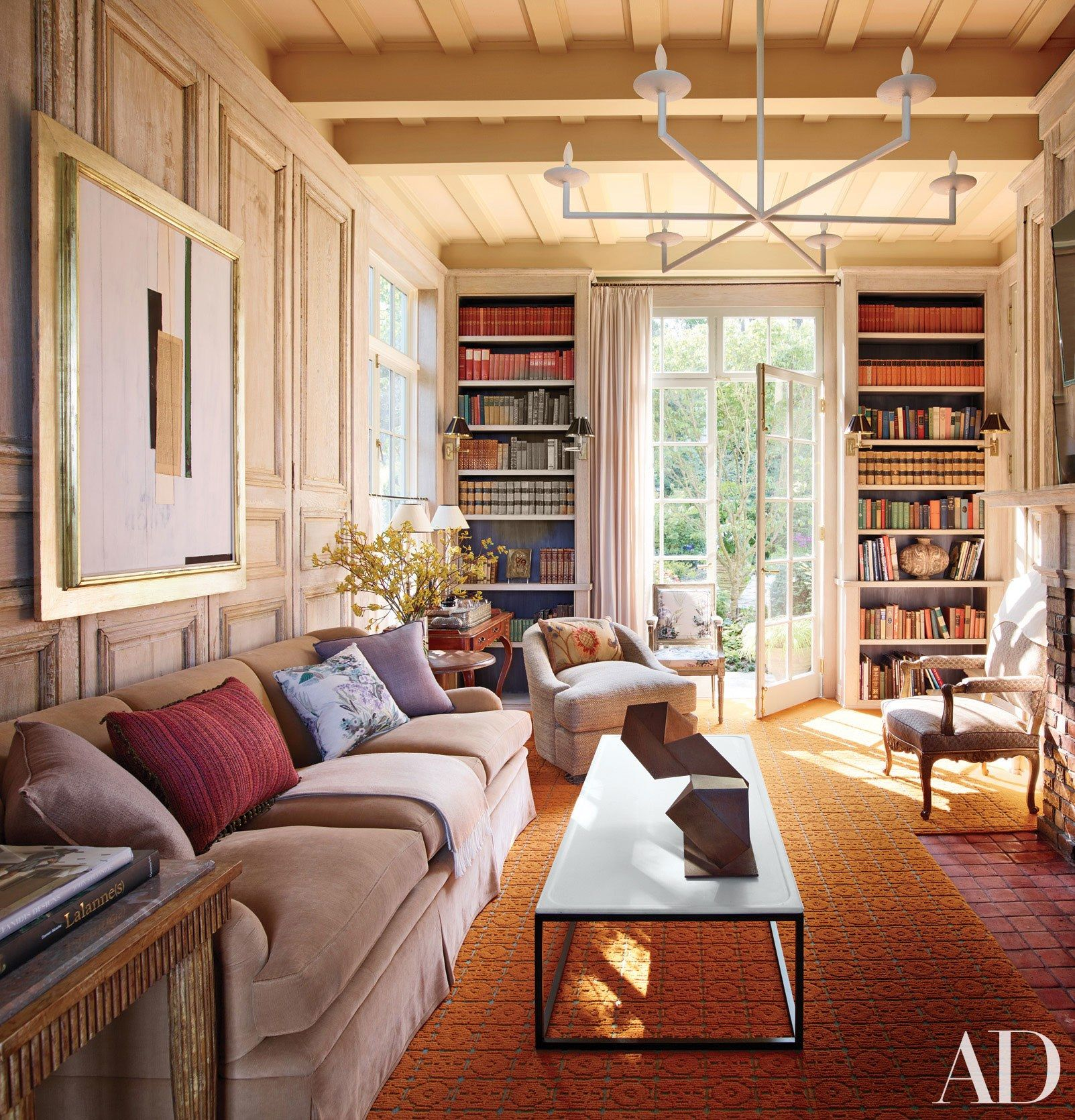 Jeffrey Bilhuber Gives This Seattle Home a