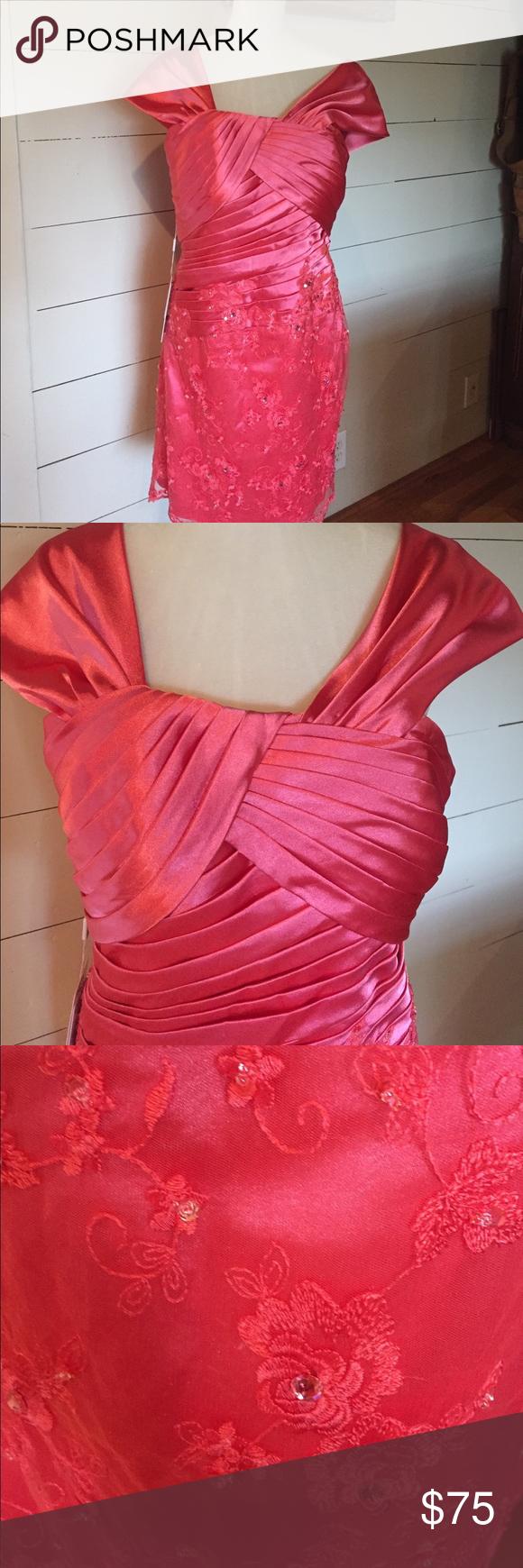 Encantador Vestidos De Dama De San Jose Adorno - Colección de ...