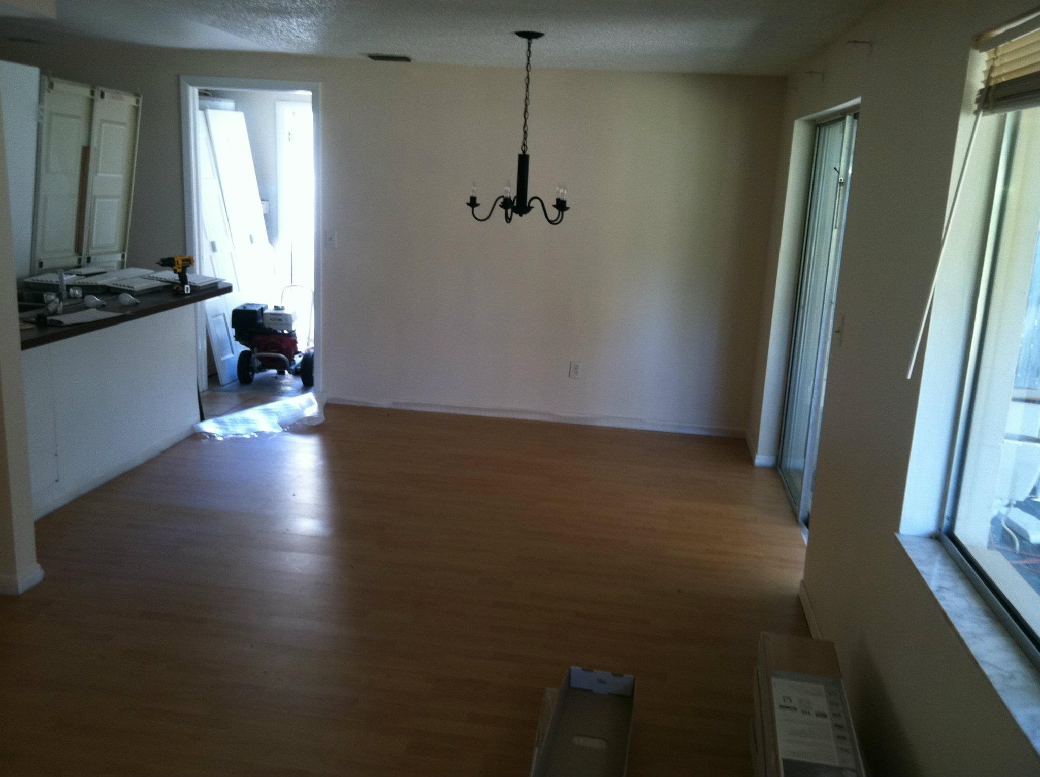 new laminate floors