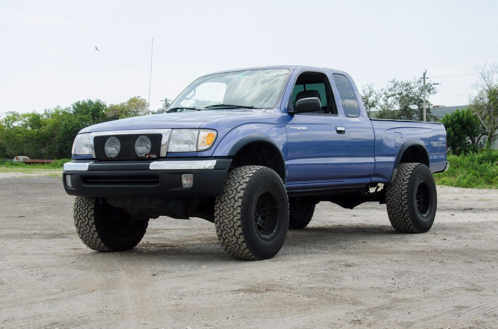 Offroad Package 1999 Toyota Tacoma Trd 4x4 Lifted