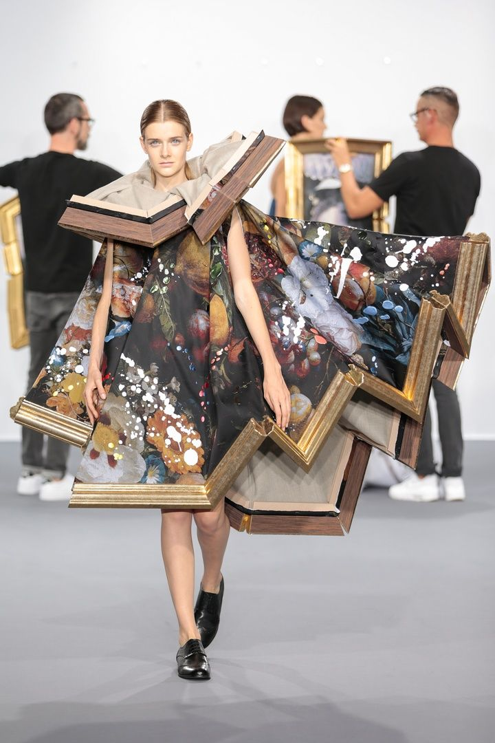 Viktor & Rolf - Look 20 from Collection Couture 2015