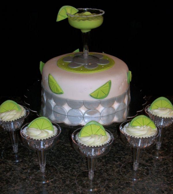 margarita glass cake toper - Bing Images | wastin' away ...