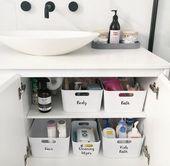 Photo of IKEA Must-Haves für die Organisation zu Hause! Möchten Sie Ihr Badezimmer orga…