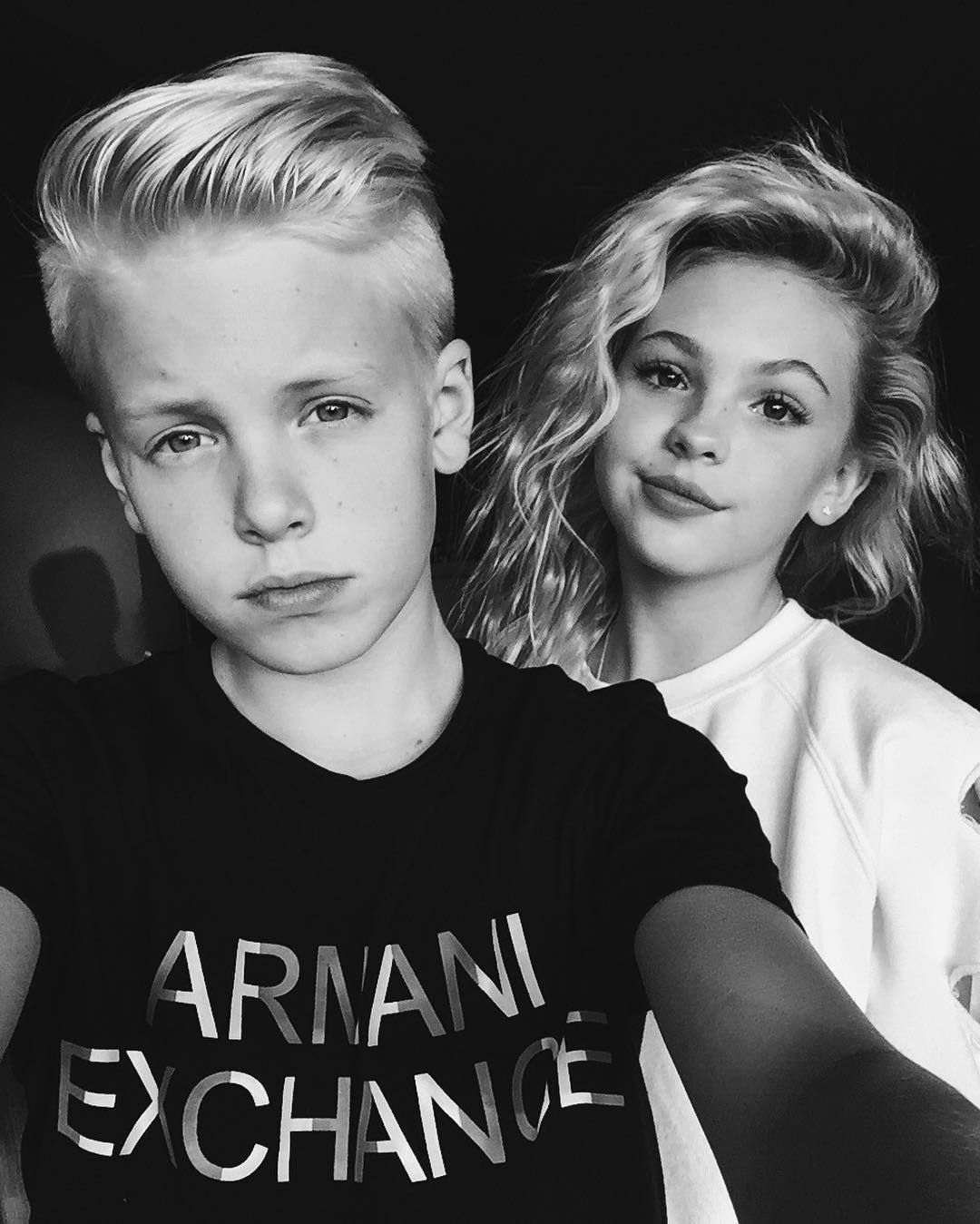 Girlfriend lueders who carson is Carson Lueders